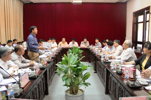 The Ministry of Transport worked with the Economic Commission of the Nationnal Assembly