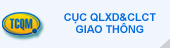 Website Cục  QLCT&CTGT